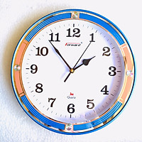 Đồng hồ treo tường P139 (xanh dương)-màu ngẫu nhiên