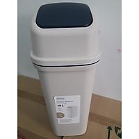 Thùng rác nắp lật Hiro chính hãng inochi xuất Nhật 10 lít