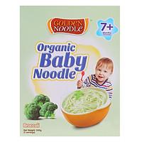 Mì Sợi Cho Bé Vị Bông Cải Xanh Hữu Cơ Golden Noodle (200g)