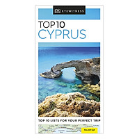 Top 10 Cyprus - Pocket Travel Guide (Paperback)