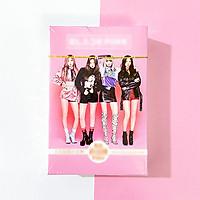Bộ bài tú lơ khơ hình nhóm nhạc BLACKPINK thần tượng idol kpop