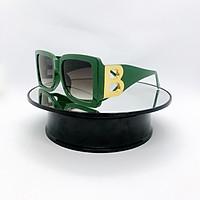 Kính mát nữ thời trang tròng kính chống tia UV Jun Secrect BDBBR4312