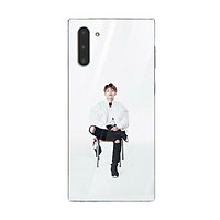 Ốp kính cường lực cho điện thoại Samsung Galaxy Note 10 - Tôi Yêu B.T.S MS TYBTS006