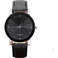 Đồng hồ đeo tay dây da phong cách hàn quốc hot hit đẹp đẽ sang trọng dành cho nam nữ DH96