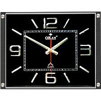 Đồng hồ treo tường thiết kế đẹp OKAY 119