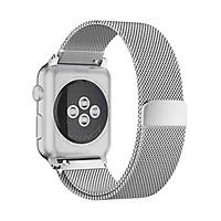 Dây đeo thay thế Apple Watch 38mm / 40mm Kakapi thép không ghỉ - Hàng chính hãng