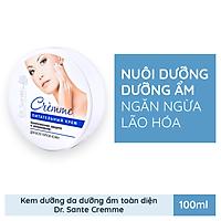 Kem nuôi dưỡng và giữ ẩm da Dr. Sante Cremme 100ml