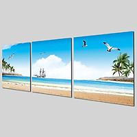 Tranh treo Tường Biển B908271- Tranh treo tường đẹp