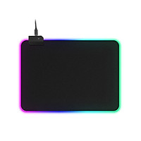 LEDs RGB Mouse Pad 14 Lighting Modes Gaming Extra Large Soft Extended Non Slip Mousepad for Computers Gamer