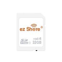 Thẻ SD Không dây WiFi Flash Class 10 32GB Thay thế cho Canon / Nikon / Sony EZ