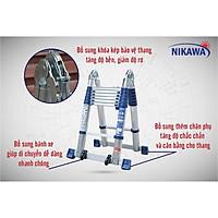 Thang nhôm rút đôi Nikawa NK-50AI Pri