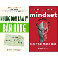 Combo Vận Dụng Tâm Lý Học Để Bán Hàng Thành Công ( Tâm lý học thành công + Những Đòn Tâm Lý Trong Bán Hàng ) tặng kèm bookmark Sáng Tạo