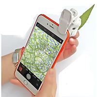 Kính hiển vi dùng với điện thoại