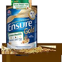 Sữa bột Ensure Gold Green Health (850g)