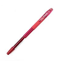 Bộ 2 Bút Bi Nắp Đậy Pentel 0.7 BX487 - Màu Đỏ