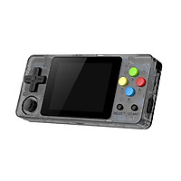 Mini Handheld Video Game Console 16GB Retro Game Player 2.6 inch Screen Open-source 64-bit OS AV Output with Joystick