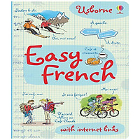 Sách tiếng Anh - Usborne Easy French