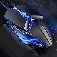 Chuột chơi game có dây G3PRO thiết kế độc đáo, DPI tùy chỉnh, LED 7màu- Hàng chính hãng
