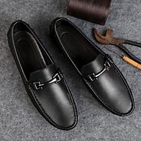 Giày lười nam đế cao su siêu bền Udany _ Giày đẹp 2020 _ GL012