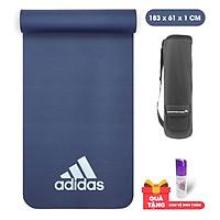 Thảm Fitness Yoga Adidas 10mm ADMT-11015 (Tặng kèm túi đựng & Chai vệ sinh thảm 100ml)