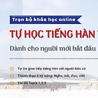 Khóa Học Online Tự Học Tiếng Hàn dành cho người mới bắt đầu
