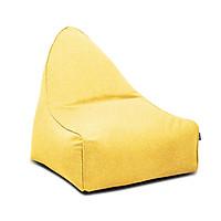 GHẾ LƯỜI ADIRA (Adira Indoor Beanbag Chair) CHẤT LIỆU VẢI NHẬP KHẨU MÀU VÀNG - TARUJO