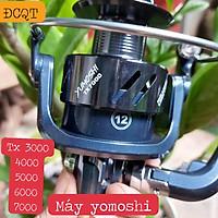 MÁY CÂU CÁ YOMOSHI TX 3000/7000