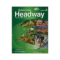 American Headway Starter Student Pack A 2Ed