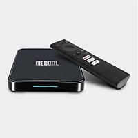 Mecool KM1 bản quyền google điều khiển giọng nói tiếng Việt Ram 4G Rom 64G bluetooth Android tivi box - Hàng Nhập Khẩu
