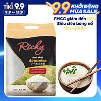 Gạo Nhật Japonica Richy (túi 5kg)