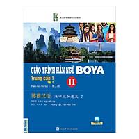 Giáo Trình Hán ngữ Boya Trung Cấp 1- Tập 2 (Tặng kèm booksmark)