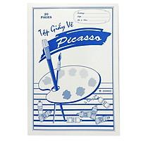 Bộ 2 Tập Picasso A4