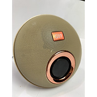 Loa Bluetooth hình đĩa K23 KIÊM DỰ PHÒNG 4000MAH - HÀNG NHẬP KHẨU