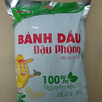 Bánh dầu đậu phộng đã qua xử lý - Túi 1kg