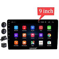 Bộ màn hình DVD Android và Camera 360 độ 2 trong 1 cao cấp AHD dùng cho các loại xe ô tô AHD-360 - Hàng Chính Hãng Lotusviet