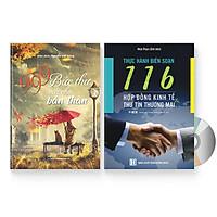 Combo 2 sách: 999 bức thư viết cho tương lai + 116 HỢP ĐỒNG KINH TẾ & THƯ TÍN THƯƠNG MẠI + DVD quà tặng