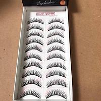 Lông mi giả Eyelashes Fashion Color 10 cặp (số 020)