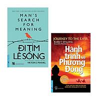 Combo Đi tìm lẽ sống + Hành Trình Về Phương Đông (2 Quyển)