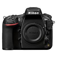 Máy Ảnh Nikon D810 Body (36.3 MP) (Hàng Chính Hãng) - Tặng Thẻ 16G + Túi Máy + Tấm Dán LCD