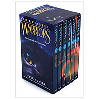 Warriors: The New Prophecy Set : The Complete Second Series