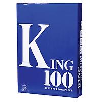 Giấy photocopy King100 - A4/A3/70gsm (500 tờ/ream)