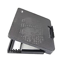 Đế Tản Nhiệt Cho Laptop Cỡ Lớn 17Inch (2 Fan Led)