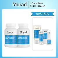 2 Viên uống giảm mụn Murad Pure Skin Clarifying 120 viên TẶNG 30 Days Acne Kit