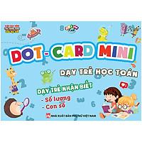 Dot-Card Mini Dạy Trẻ Học Toán