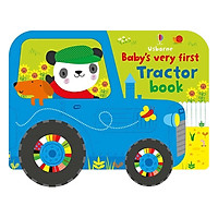Sách thiếu nhi tiếng Anh - Usborne Baby's Very First Tractor book