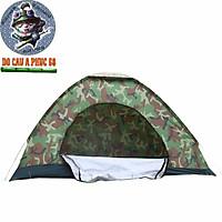 Lều cắm trại, lều phượt du lịch 2 -3-4-5 người cao cấp cửa 2 lớp chống thấm nước, chống muỗi, dễ dàng gấp gọn tiện lợi