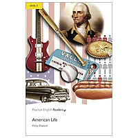 Level 2: American Life Book And MP3 Pack (Pearson English Graded Readers)