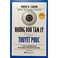 Sách - Những đòn tâm lý trong thuyết phục (Tái bản 2020 - 169k)