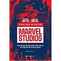 Sách - Bí Mật Phía Sau Đế Chế Marvel Studios  (tặng kèm bookmark)