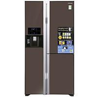 Tủ Lạnh Side By Side Inverter Hitachi R-M700gpgv2x-Mbw (584l) - Hàng Chính Hãng